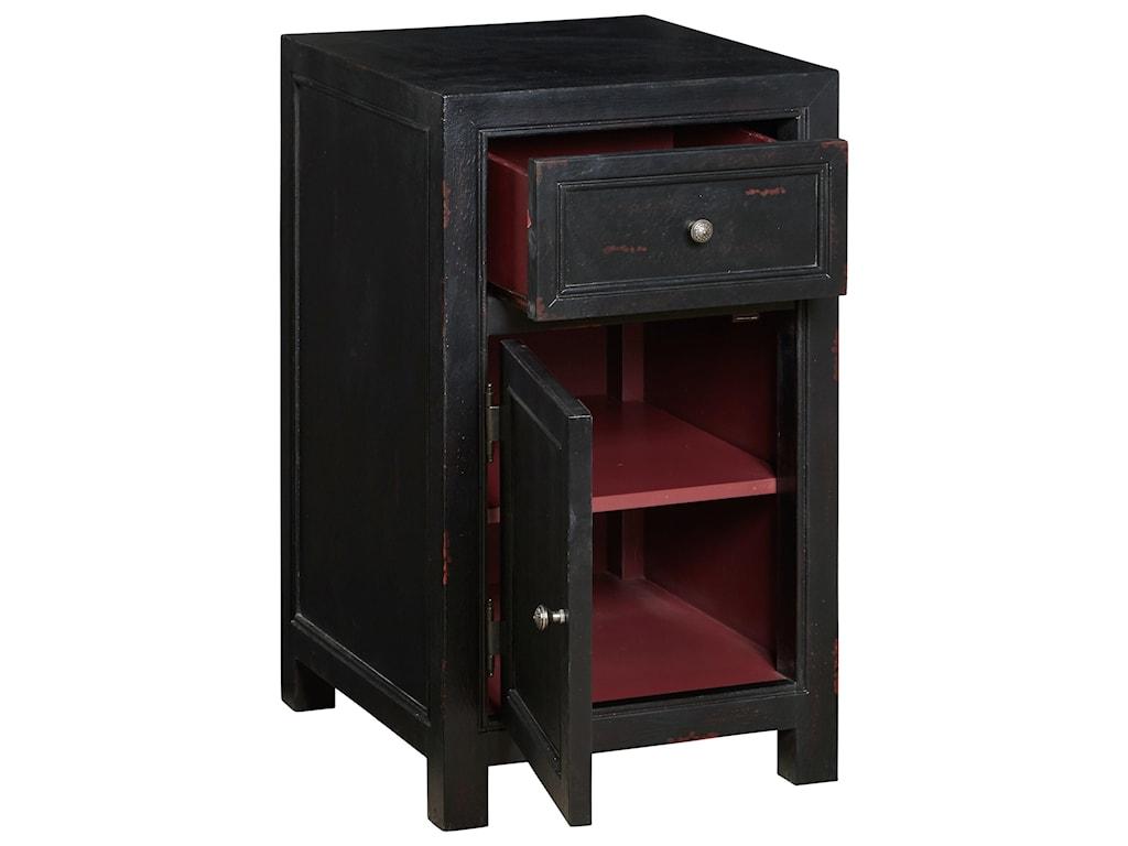 Pulaski Furniture AccentsChairside Chest