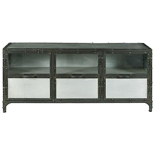 Pulaski Furniture Accents Metal Console