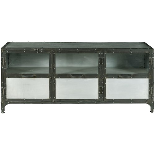 Pulaski Furniture Accents Metal Console