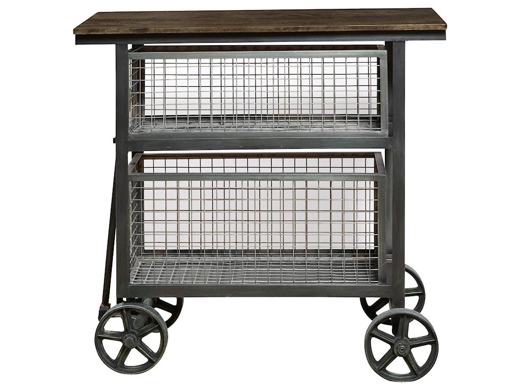 Pulaski Furniture AccentsMetal Accent Sideboard