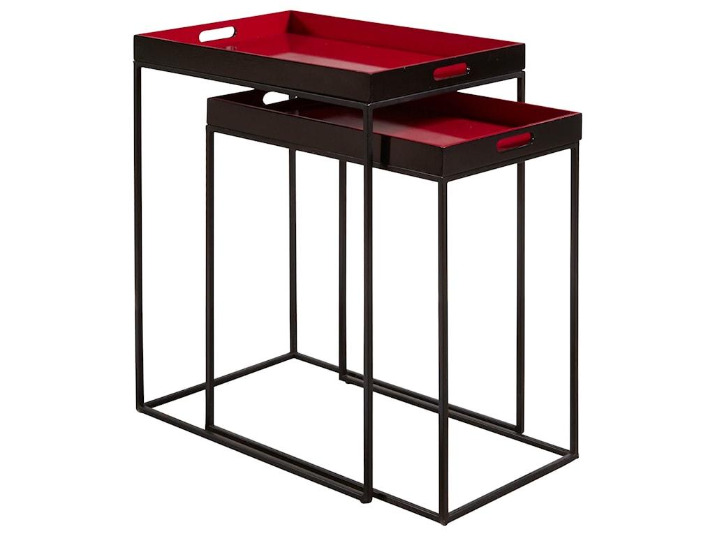 Pulaski Furniture AccentsNesting Tables