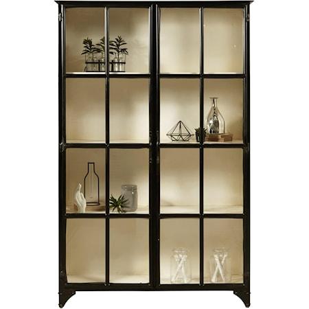 Metal Display Cabinet