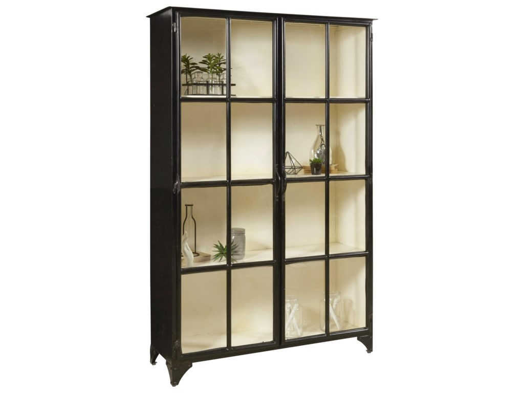 Pulaski Furniture AccentsMetal Display Cabinet