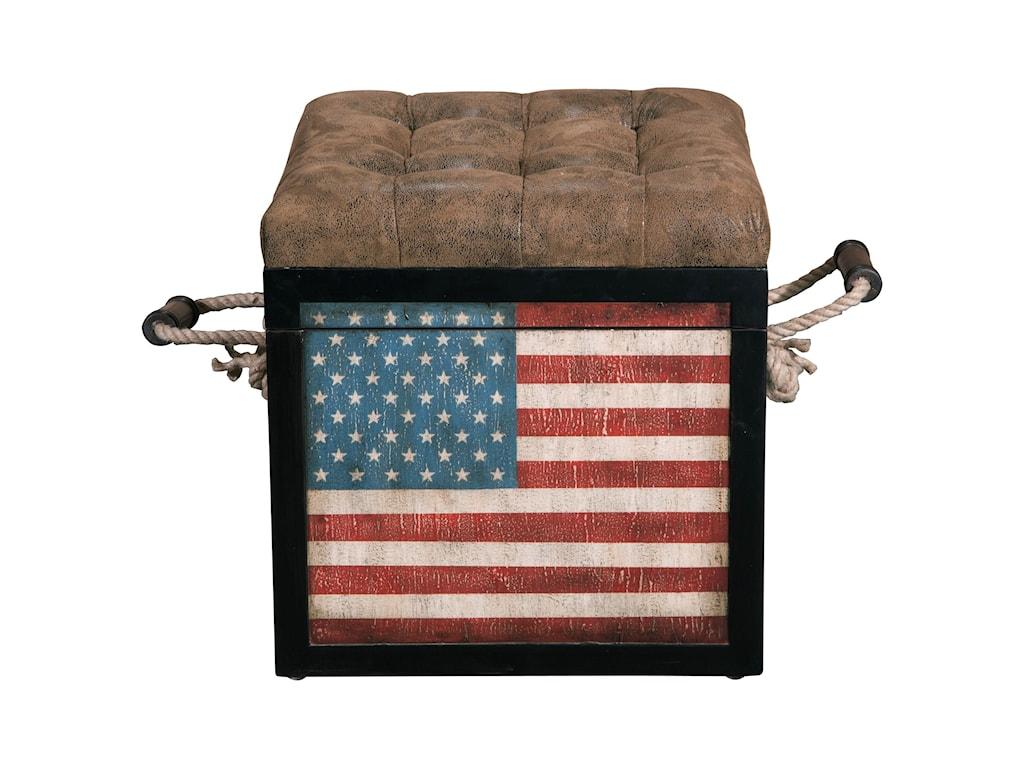 Pulaski Furniture AccentsOttoman