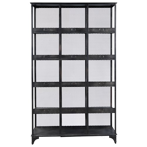 Pulaski Furniture Accents Iron Etagere with 4 Shelves
