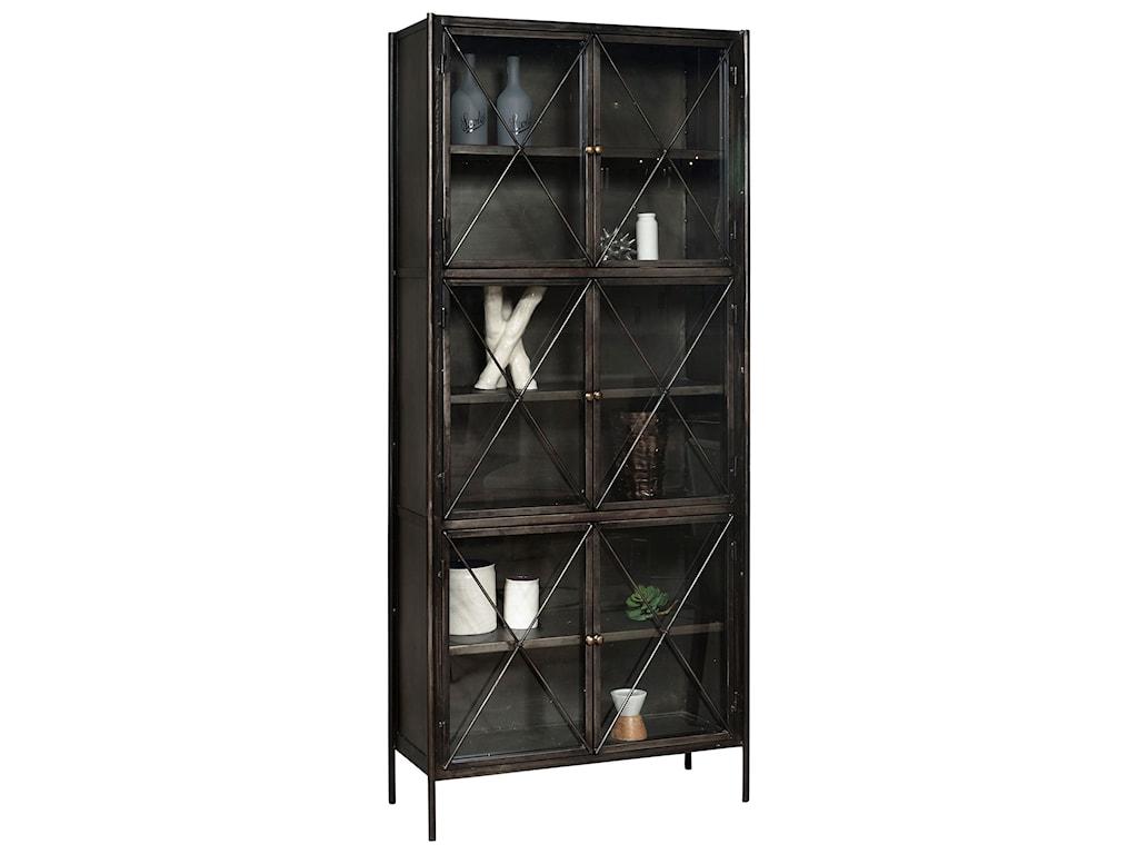 Pulaski Furniture AccentsIron Display Cabinet