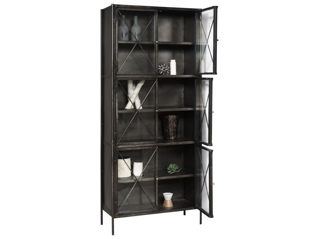 Pulaski Furniture AccentsIron Display Cabinet