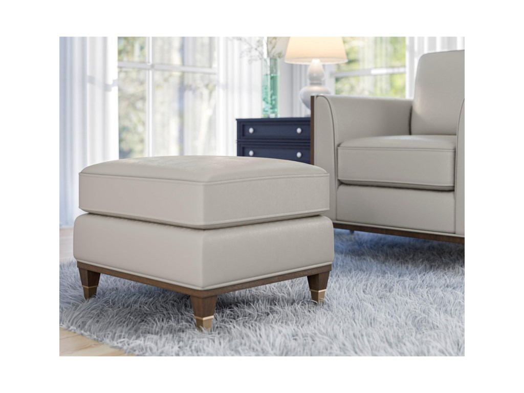Pulaski Furniture Addison Stationary UphMatching Ottoman