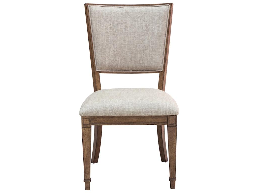Pulaski Furniture AnthologyUpholstered Side Chair