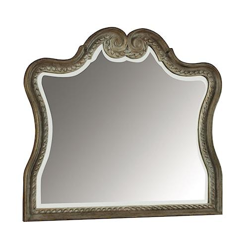 Pulaski Furniture Arabella Decorative Shaped Mirror