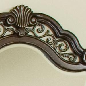 Ornamental Mirror Frame