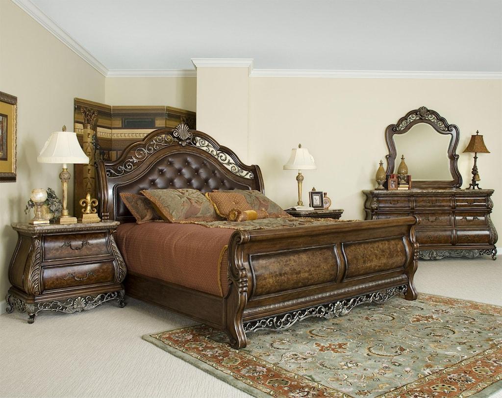 Pulaski Furniture Birkhaven Two Drawer Nightstand Royal