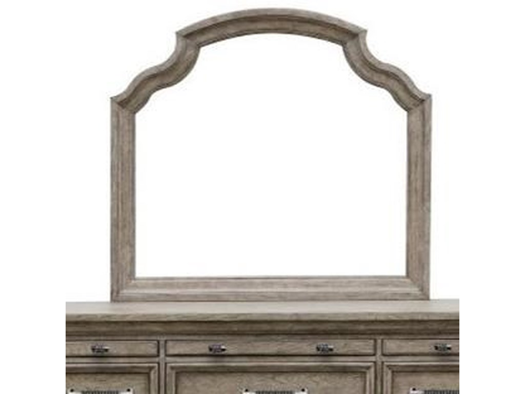 Pulaski Furniture BristolLarge Dresser Mirror