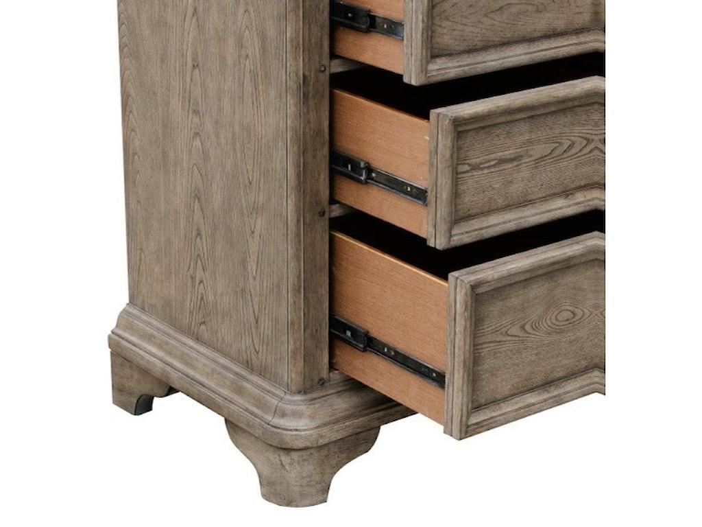 Pulaski Furniture BristolMedia Chest