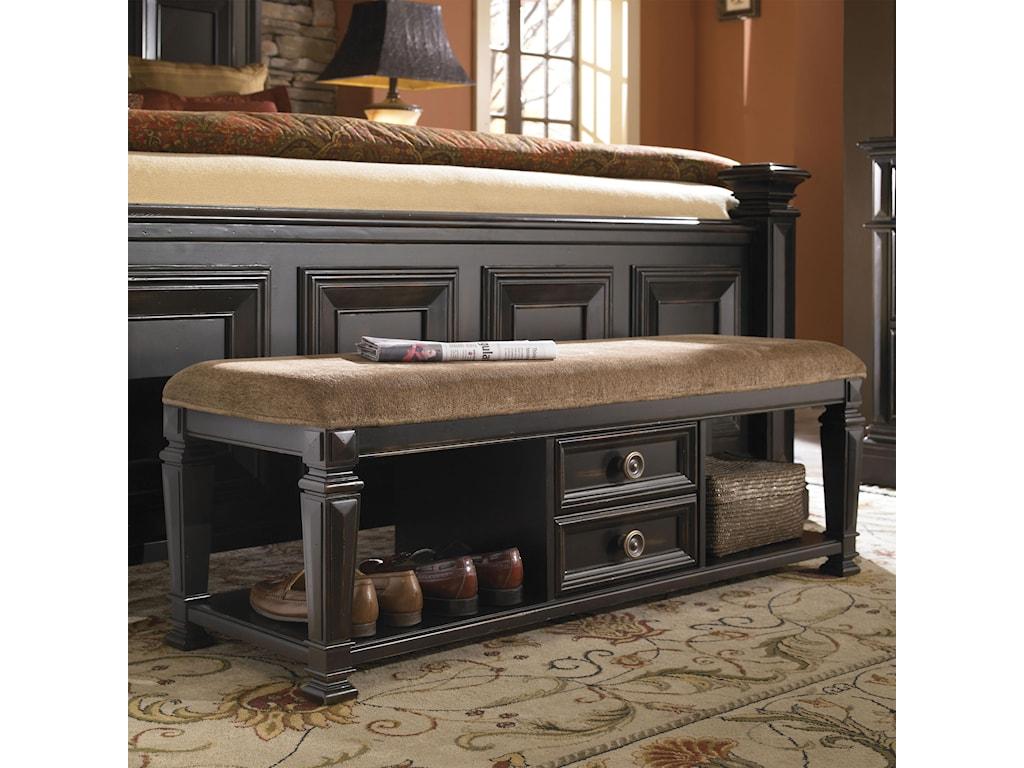 Pulaski Furniture BrookfieldBrookfield Bench