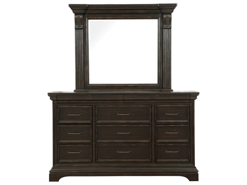 Pulaski Furniture CaldwellDresser
