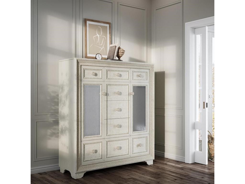Pulaski Furniture CamilaChest with Doors
