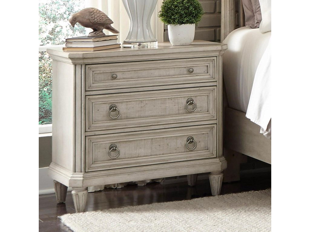 Pulaski Furniture Campbell StreetNightstand with USB Ports