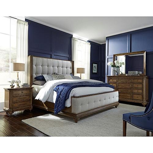 Pulaski Furniture Carrington King Bedroom Group