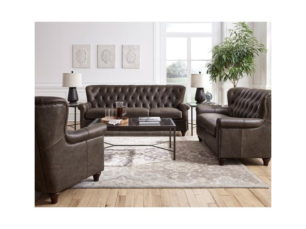 Pulaski Furniture CharlieLiving Room Group