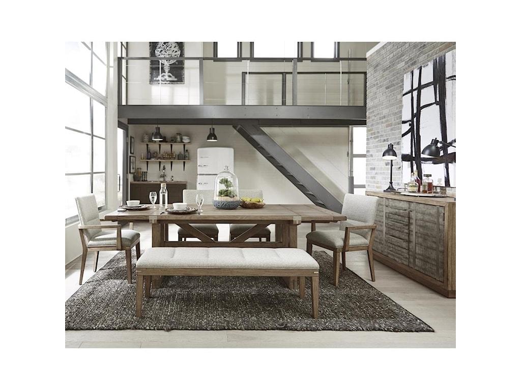 Pulaski Furniture Corridor 16Trestle Table