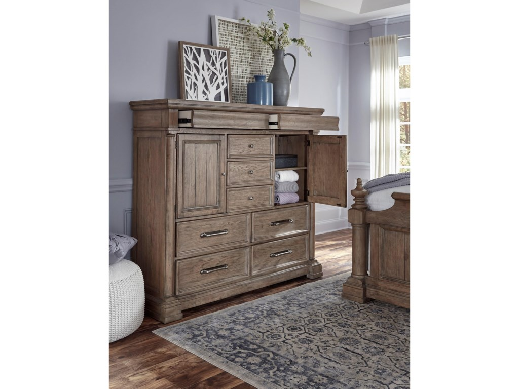 Pulaski Furniture CrestmontMaster Chest