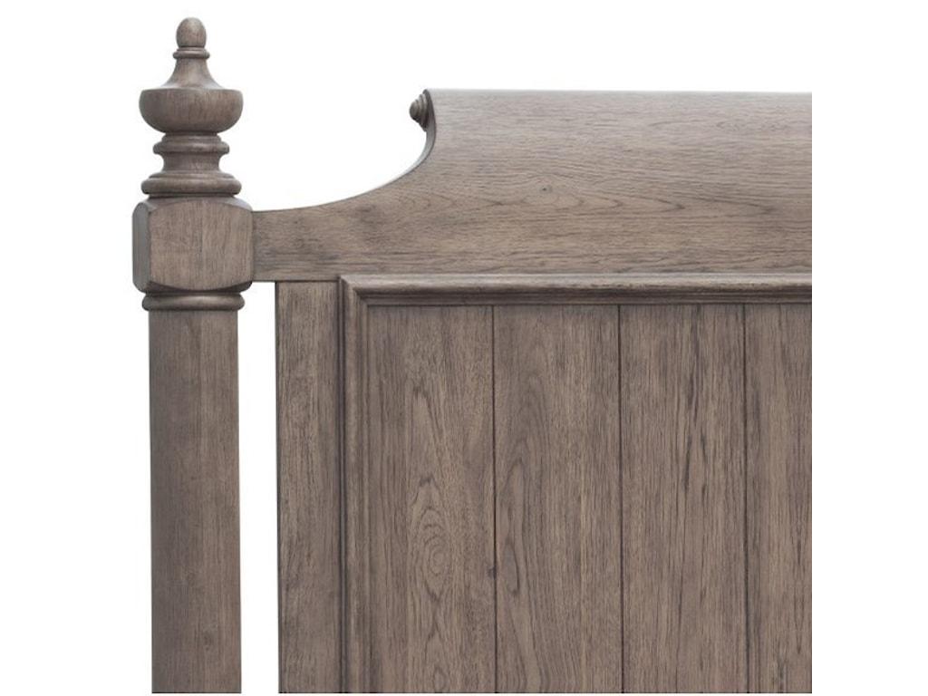 Pulaski Furniture CrestmontKing Poster Bed