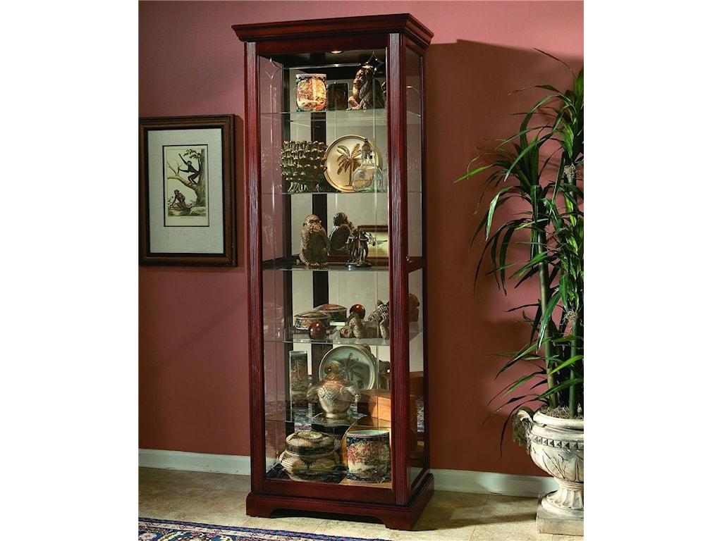 Pulaski Furniture CuriosCurio Cabinet