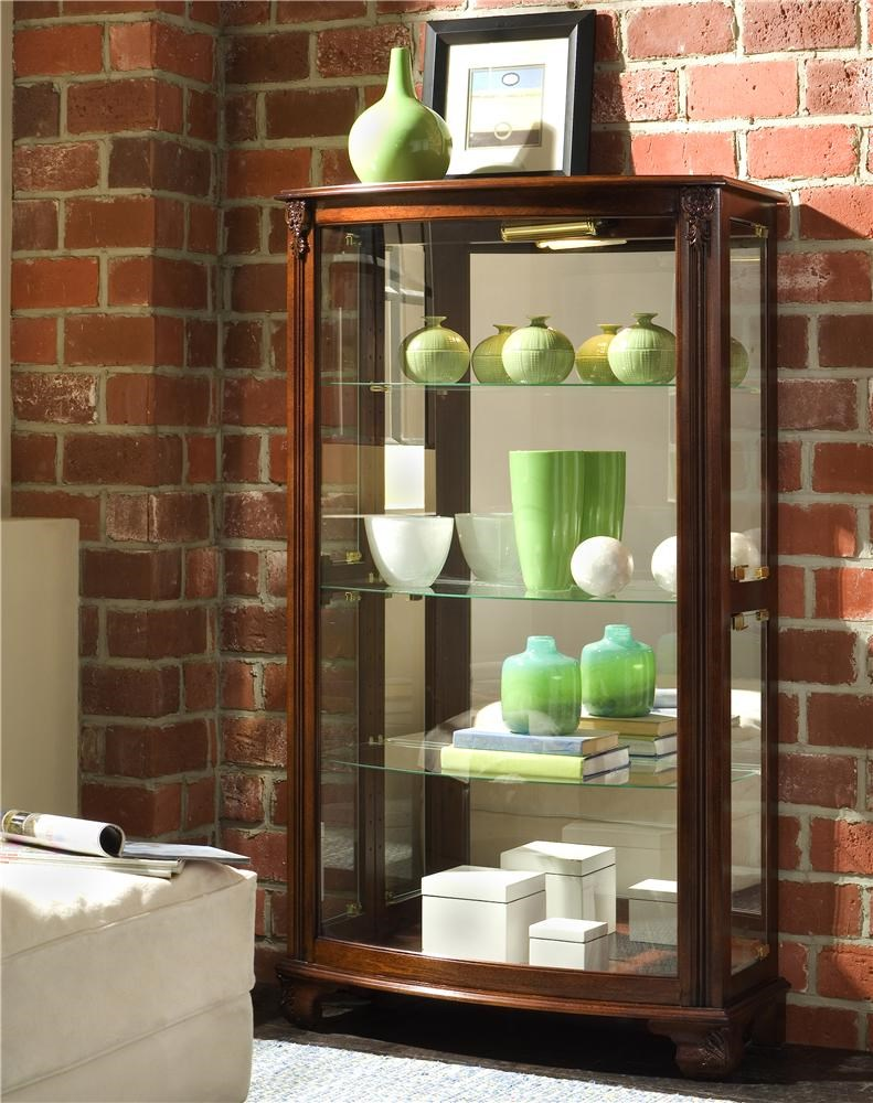 Exceptionnel Home Curio Cabinet Pulaski Furniture Curios Mantel Curio. Pulaski Furniture  CuriosMantel Curio