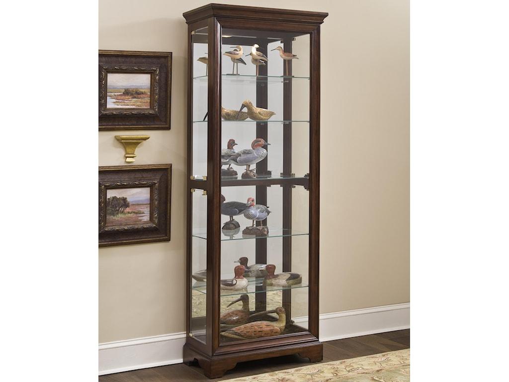 Pulaski Furniture CuriosGallery Curio Cabinet