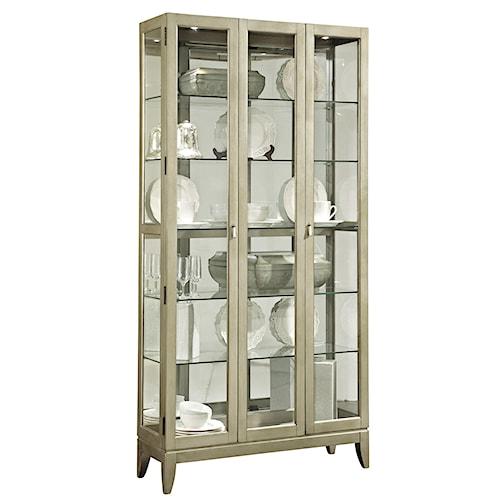 Pulaski Furniture Curios Platinum Curio