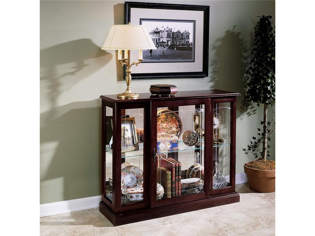 Pulaski Furniture CuriosConsole