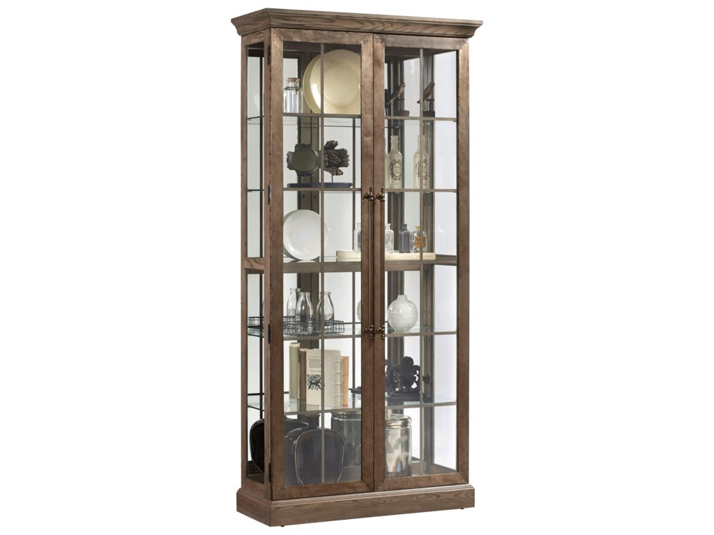 Pulaski Furniture CuriosDoor Curio