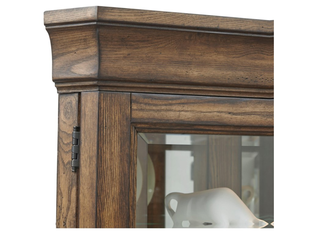 Pulaski Furniture CuriosCorner Curio