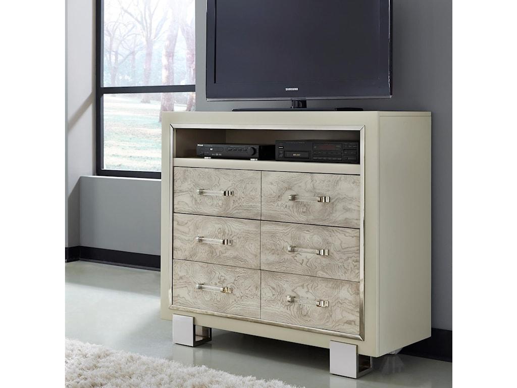 Pulaski Furniture CydneyMedia Chest