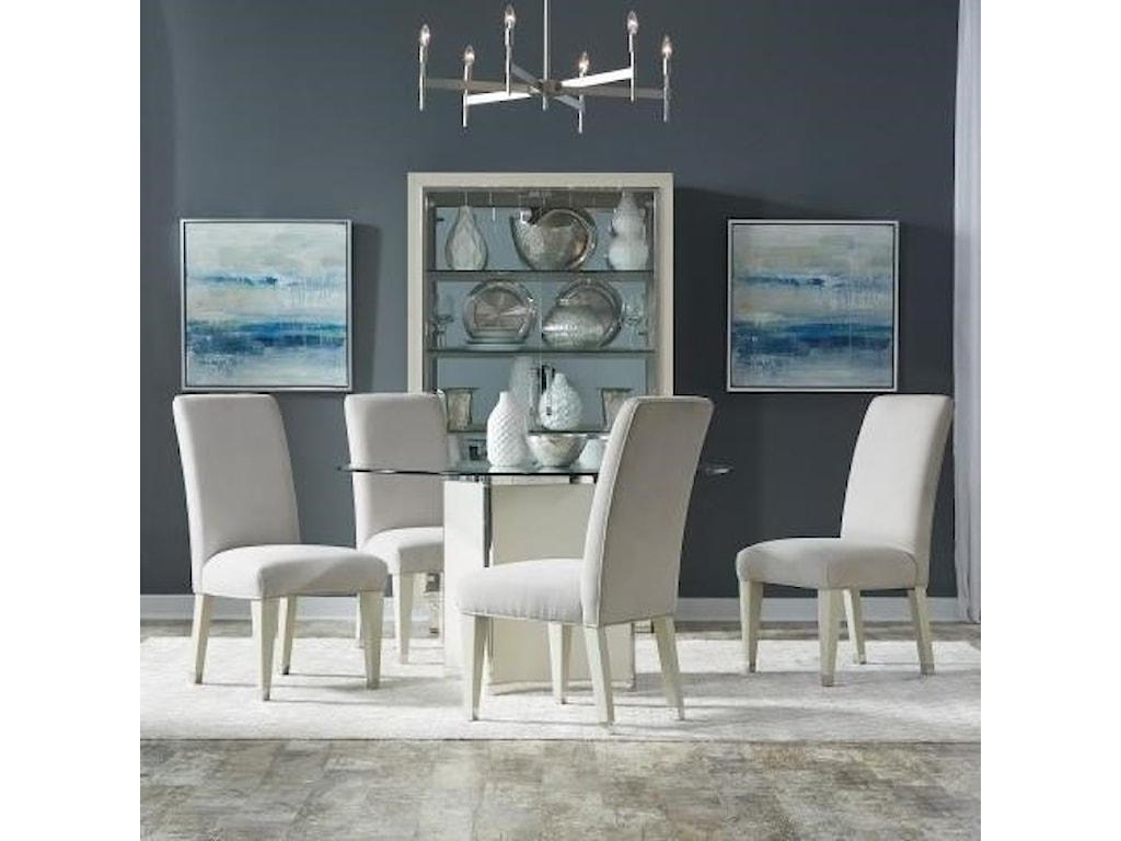 Pulaski Furniture Cydney5-Piece Table and Chair Set
