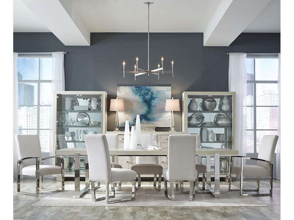 Pulaski Furniture Cydney7-Piece Table and Chair Set