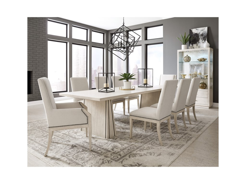 Pulaski Furniture District 3Dining Room Group