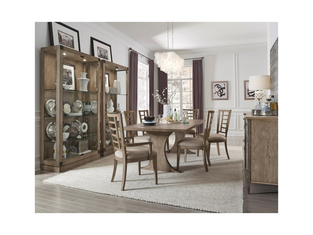 Pulaski Furniture DocumentaryFormal Dining Room Group