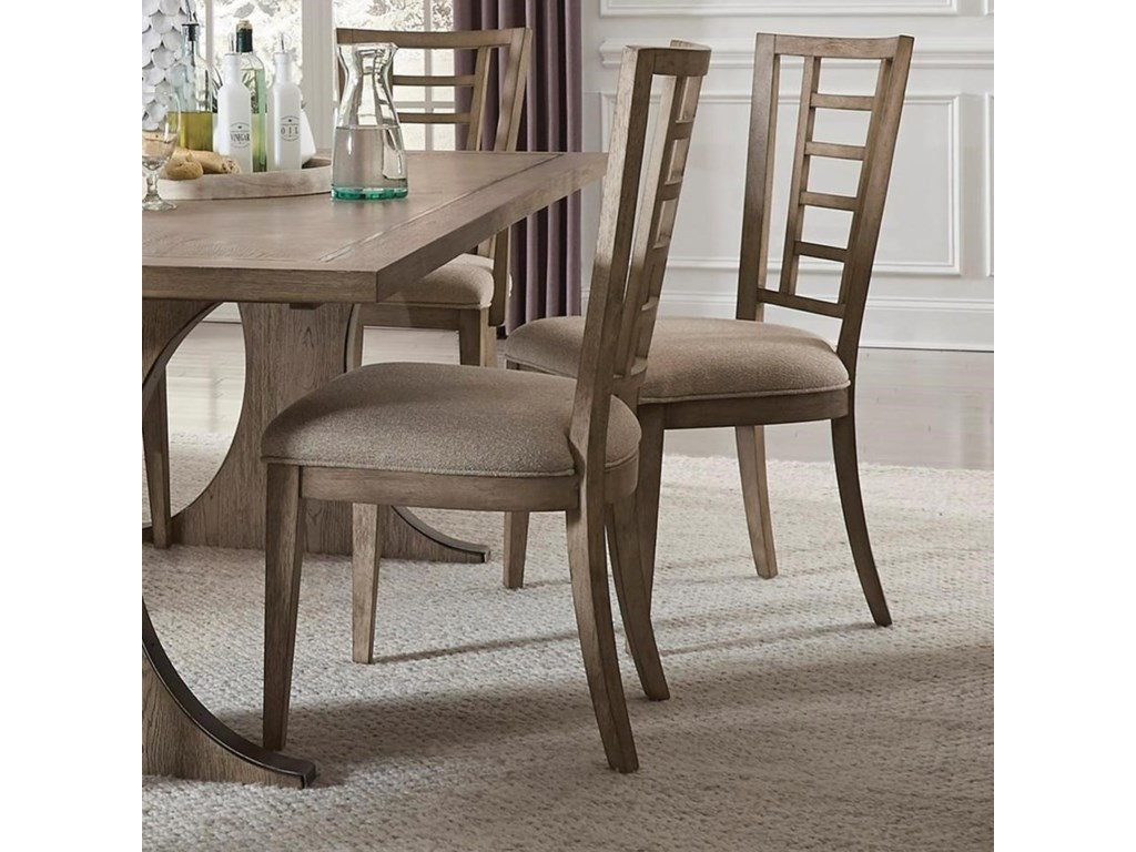 Pulaski Furniture DocumentaryLadder Back Side Chair