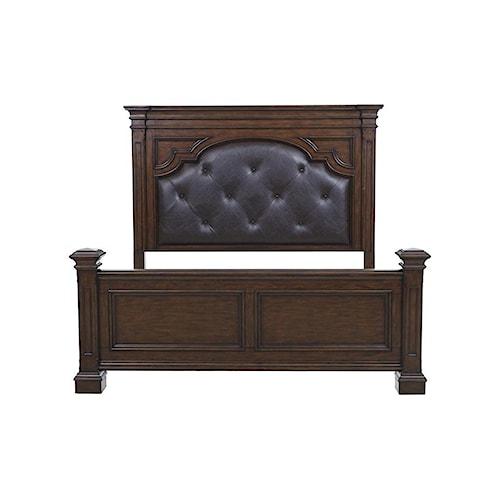 Pulaski Furniture Durango Ridge King Panel Bed