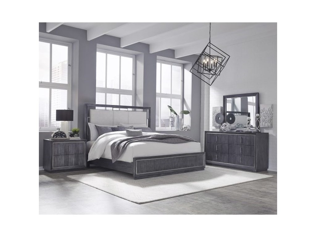 Pulaski Furniture EchoQueen Bedroom Group
