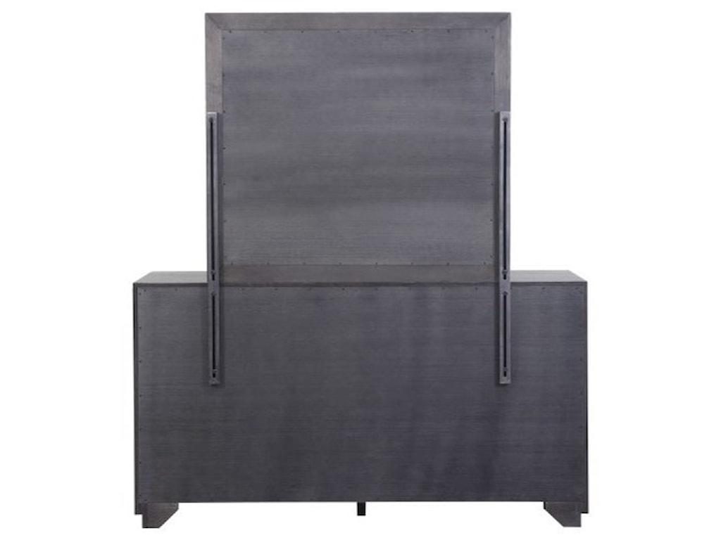 Pulaski Furniture EchoDresser and Mirror Set