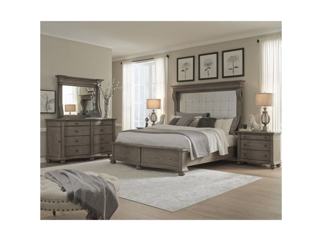 Pulaski Furniture EllaCalifornia King Bedroom Group