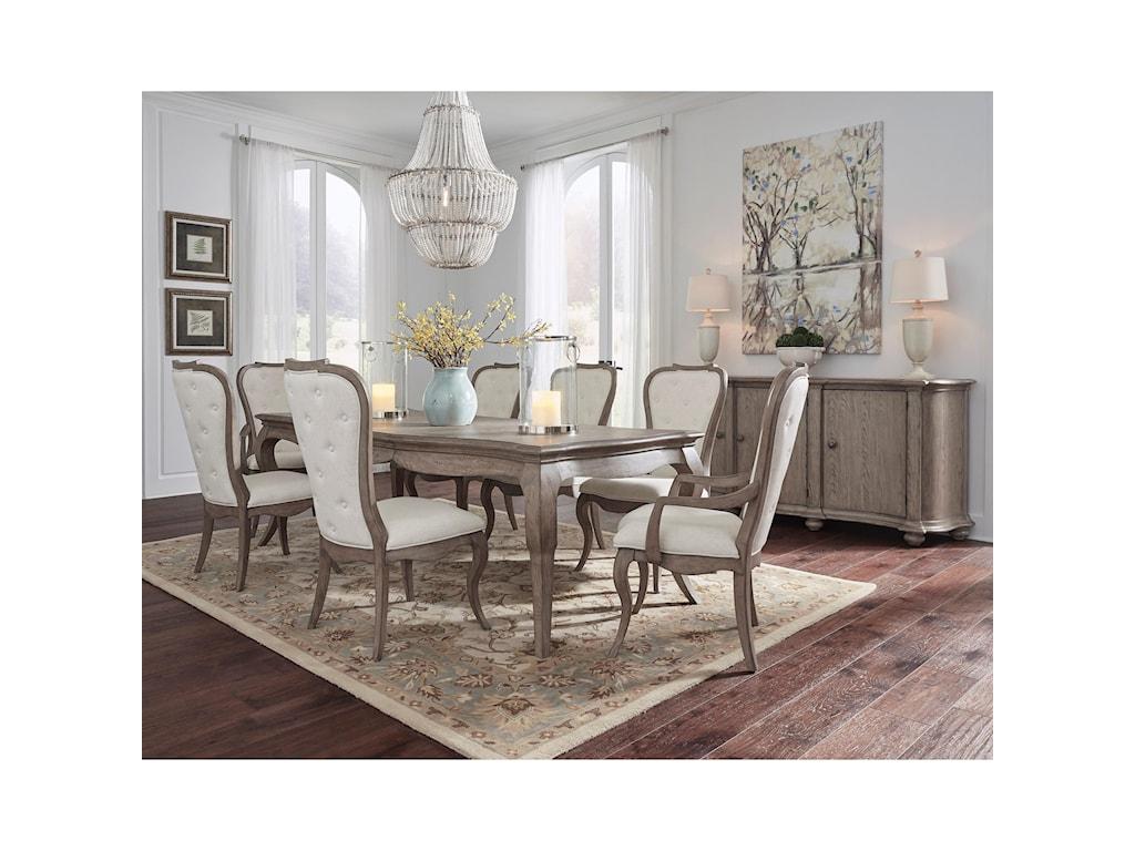 Pulaski Furniture EllaUpholstered Back Arm Chair