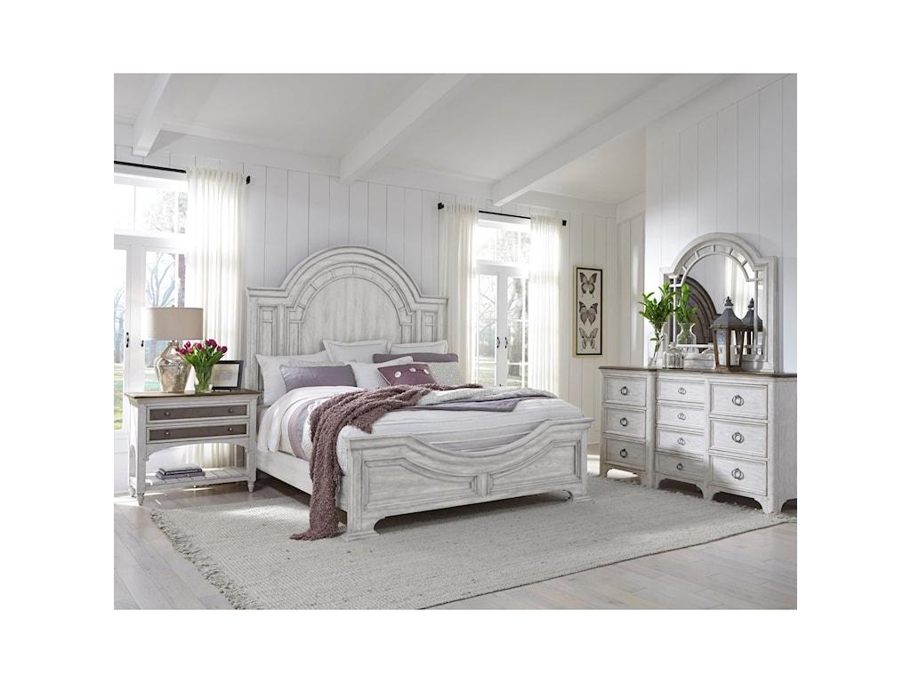 Pulaski Furniture Glendale EstatesMirror