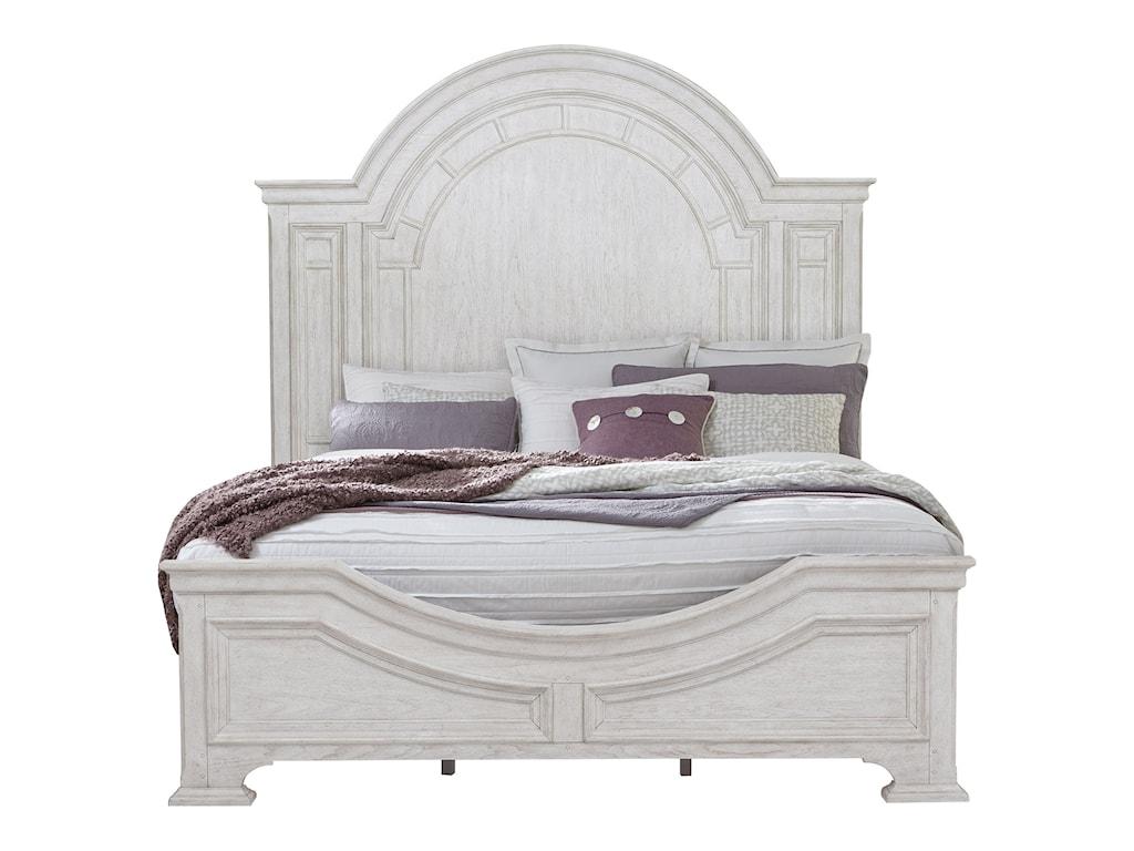 Pulaski Furniture Glendale EstatesKing Panel Bed