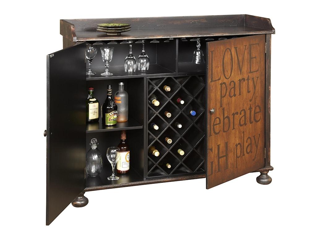 Pulaski Furniture AccentsWine Cabinet