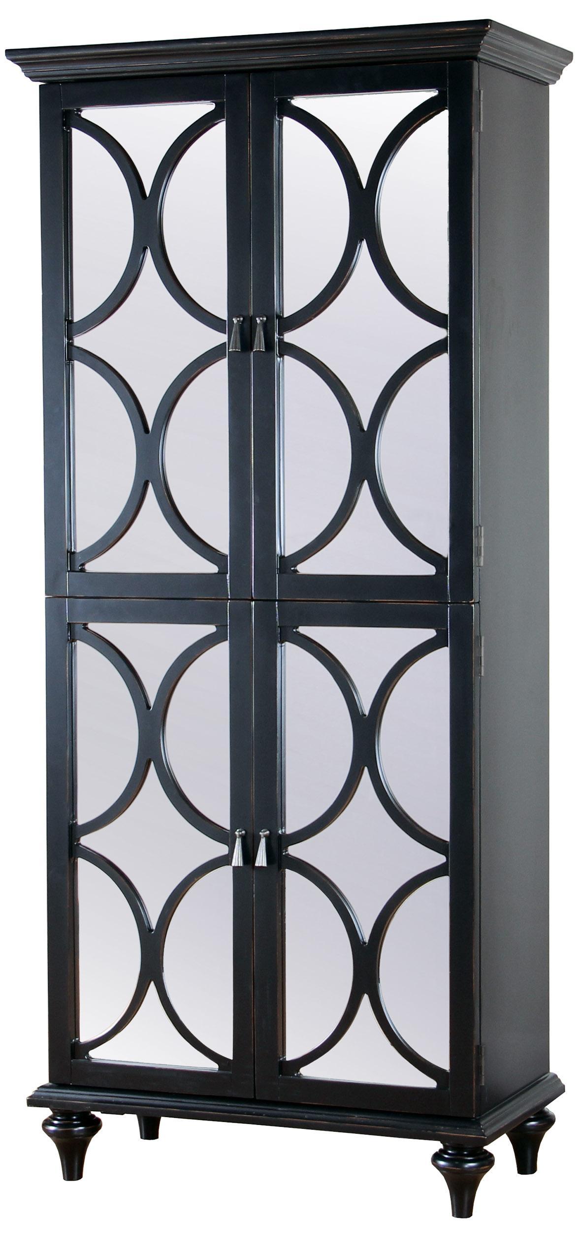 Pulaski Furniture Accents 549237 Alannis Wine Cabinet   Baeru0027s Furniture    Wine Racks/Wine Cabinets
