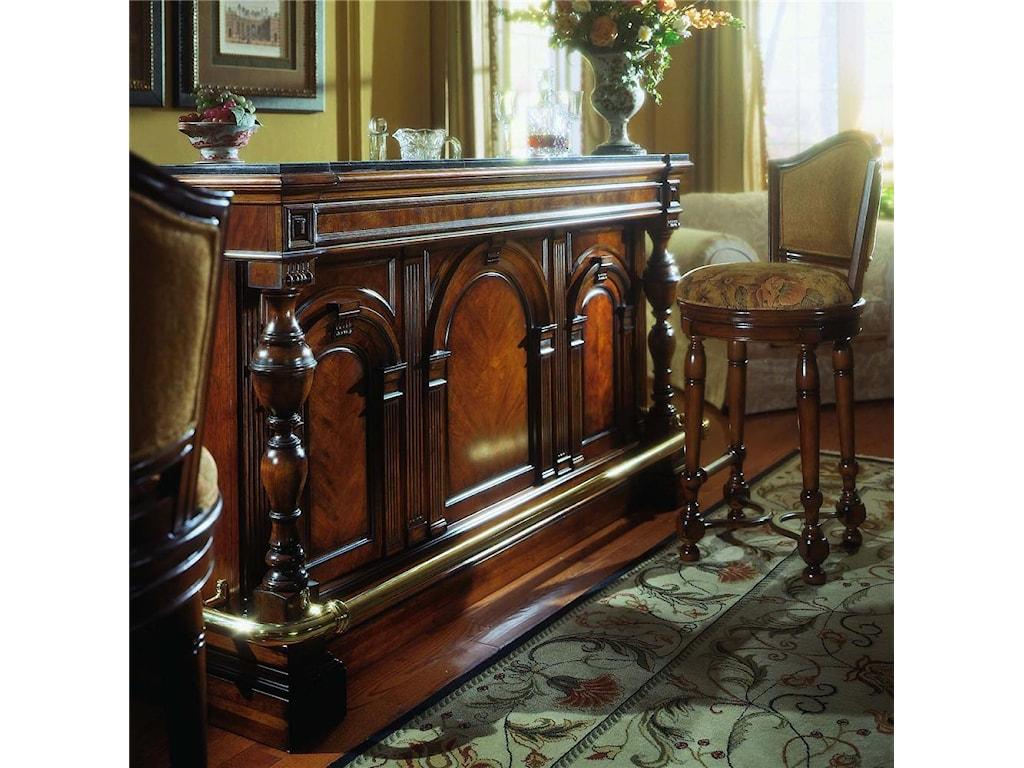 Pulaski Furniture AccentsCarlton Manor Bar